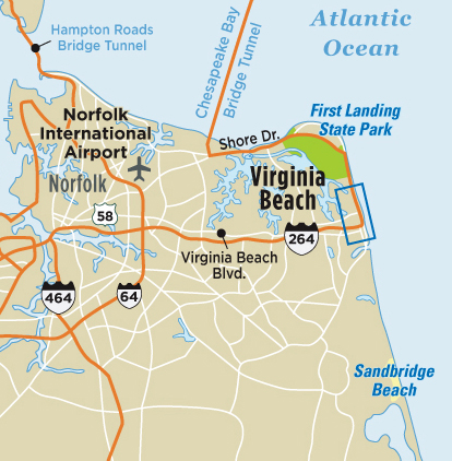 This Five Mile Stretch Of Beach Is Nicknamed Virginia S Outer Banks And Caters To Those Looking For Wide Expansive Beaches Without The Hustle Bustle